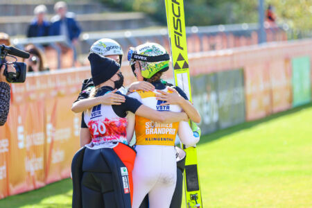 Team Slovenia - WSGP Klingenthal 2021