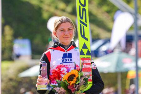Sara Marita Kramer - WSGP Klingenthal 2021