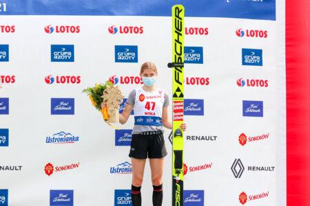Sara Marita Kramer - WSGP Wisła 2021
