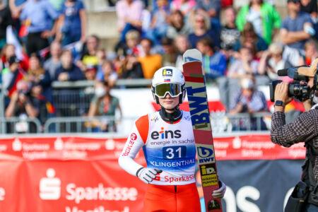 Danil Sadreev - SGP Klingenthal 2021