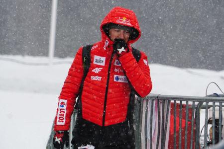 Adam Małysz - WC Lillehammer 2019