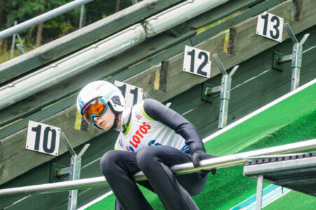 Adam Niżnik - FIS Cup Szczyrk 2018