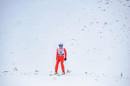 Adam Niżnik - FIS Cup Zakopane 2019
