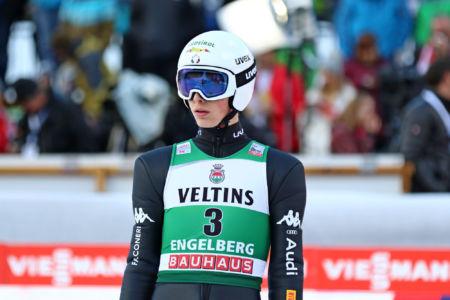 Alex Insam - WC Engelberg 2019