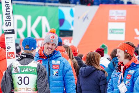 Alexander Stöckl, Tom Hilde - WC Planica 2018