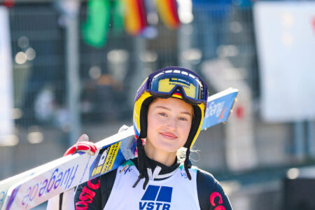 Alexandra Kustova - WSGP Klingenthal 2021