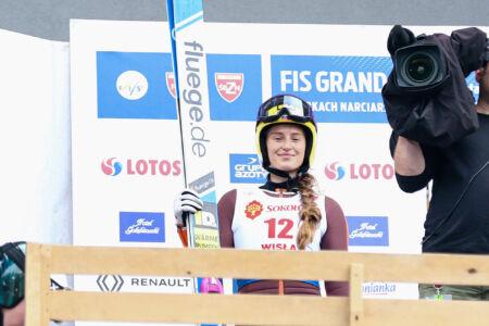 Alexandra Kustova - WSGP Wisła 2021