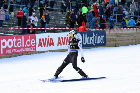 Anže Semenič - WC Willingen 2020