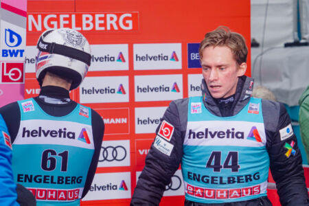 Anders Fannemel - WC Engelberg 2018