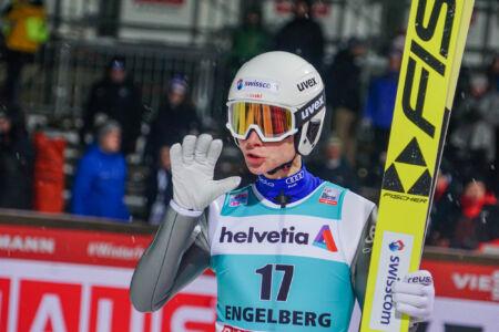 Andreas Schuler - WC Engelberg 2018