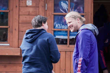 Andreas Vilberg - SGP Klingenthal 2017