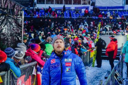 Andreas Vilberg - WC Willingen 2018