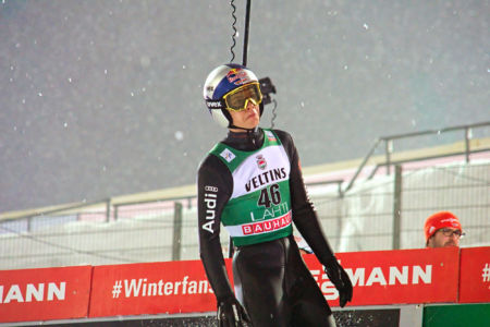 Andreas Wellinger - WC Lahti 2019
