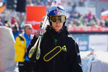 Andreas Wellinger - WC Planica 2019