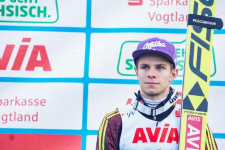 Andreas Wellinger - SGP Klingenthal 2017