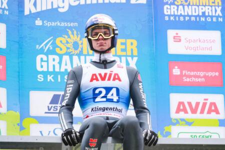 Andreas Wellinger - SGP Klingenthal 2018