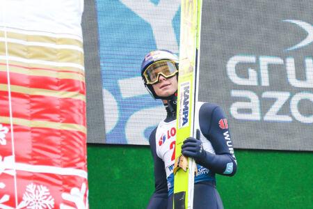 Andreas Wellinger - SGP Wisła 2021