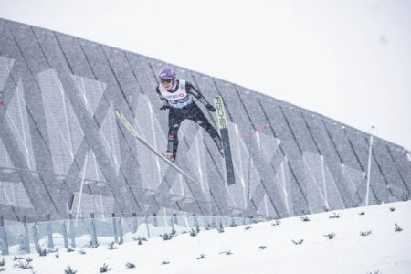 Andreas Wellinger - WC Oslo 2018