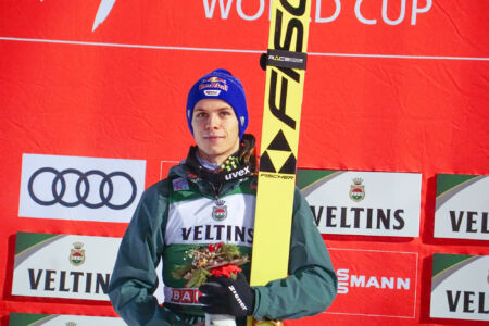 Andreas Wellinger - WC Ruka 2018