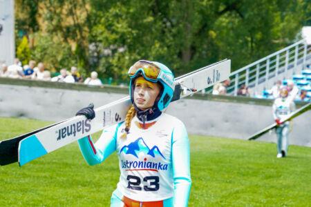 Andreea Diana Trambitas - FIS Cup Szczyrk 2018