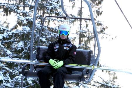 Andrzej Stekala - FIS Cup Zakopane 2017