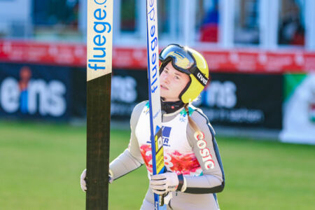 Anna Shpyneva - WSGP Klingenthal 2021