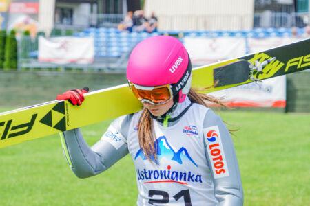 Anna Twardosz - FIS Cup Szczyrk 2018