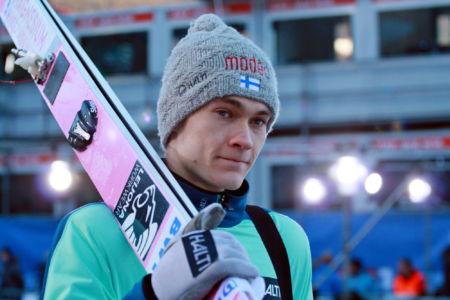 Antti Aalto - WC Bischofshofen 2020