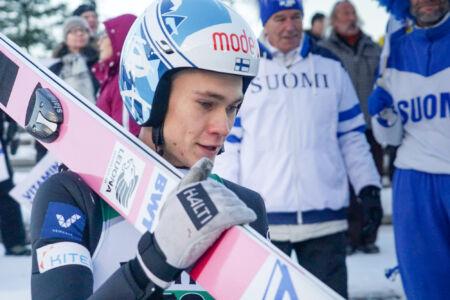 Antti Aalto - WC Ruka 2018