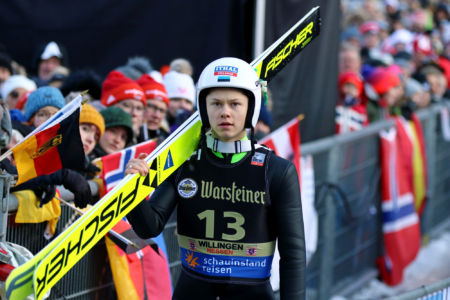 Artti Aigro - WC Willingen 2020