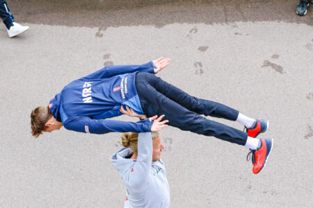 Benjamin Oestvold, Andreas Vilberg - sCoC Oslo 2021