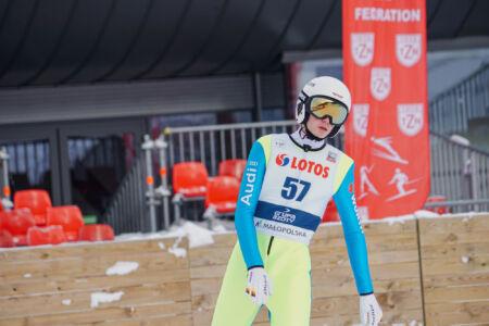 Cedrik Weigel - FIS Cup Zakopane 2019