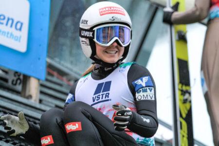 Chiara Hölzl - WSGP Klingenthal 2018