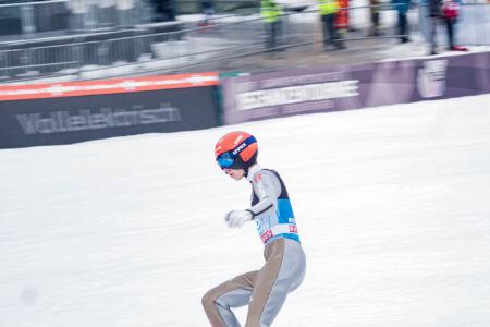 Constantin Schmid - WC Bischofshofen 2018