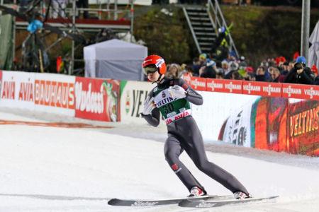 Constantin Schmid - WC Klingenthal 2019