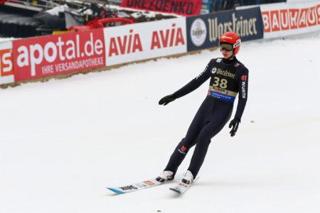 Constantin Schmid - WC Willingen 2020