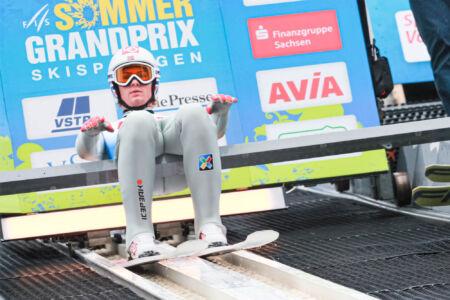 Daniel-André Tande - SGP Klingenthal 2018