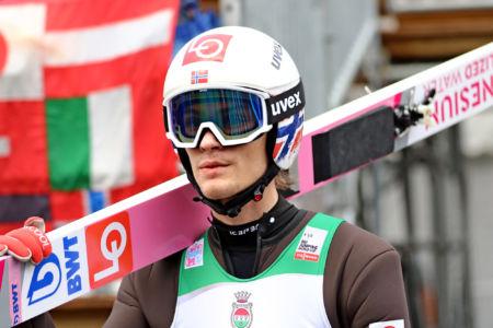 Daniel-André Tande - WC Engelberg 2019