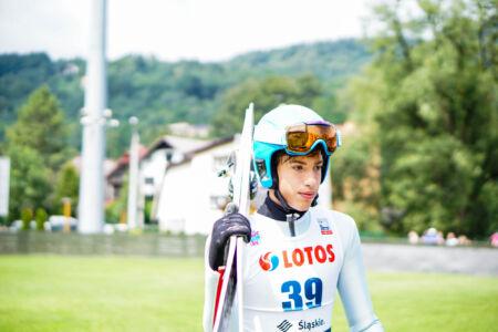 Daniel Andrei Cacina - FIS Cup Szczyrk 2018