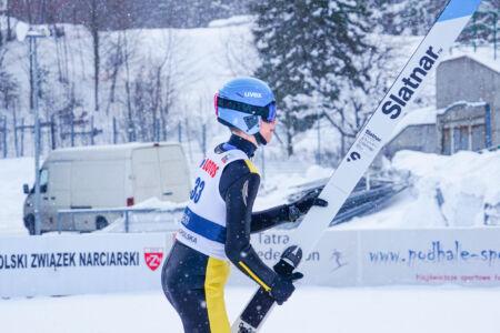 Daniel Andrei Cacina - FIS Cup Zakopane 2019