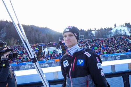 Daniel Huber - WC Garmisch-Partenkirchen 2018