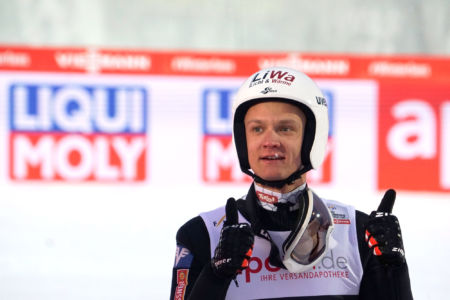 Daniel Huber - WC Lillehammer 2019