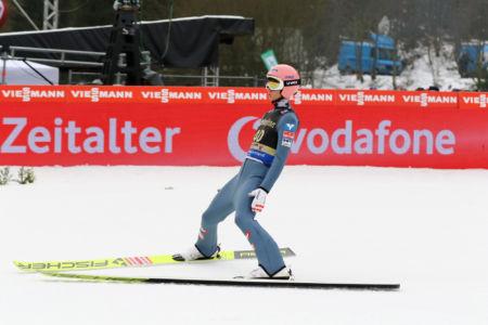 Daniel Huber - WC Willingen 2020