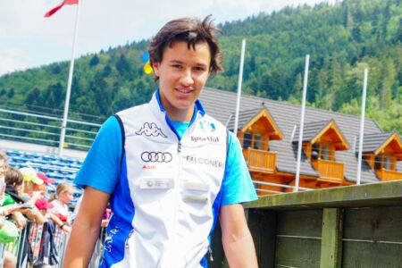 Daniel Moroder - FIS Cup Szczyrk 2018
