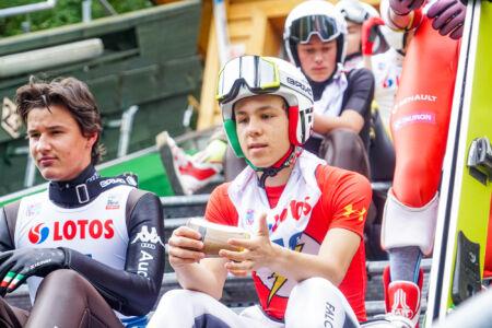 Daniel Moroder, Giovanni Bresadola - FIS Cup Szczyrk 2018