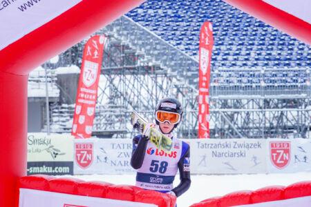 David Haagen - FIS Cup Zakopane 2019