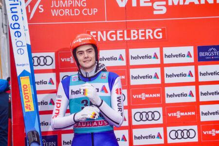 David Siegel - WC Engelberg 2018