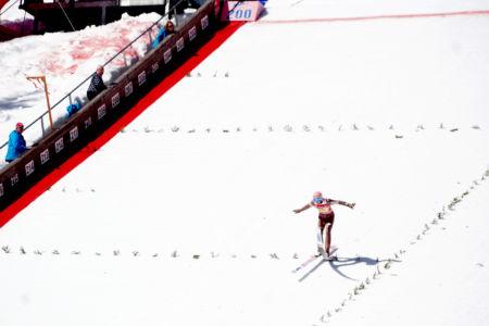 Dawid Kubacki - WC Planica 2018