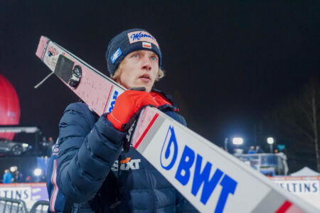 Dawid Kubacki - WC Bischofshofen 2018