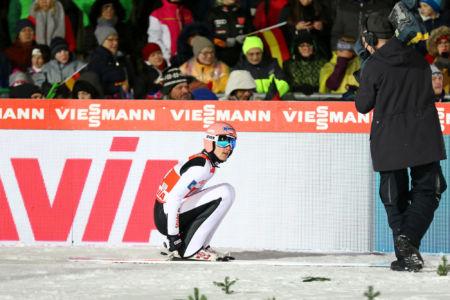 Dawid Kubacki - WC Klingenthal 2019